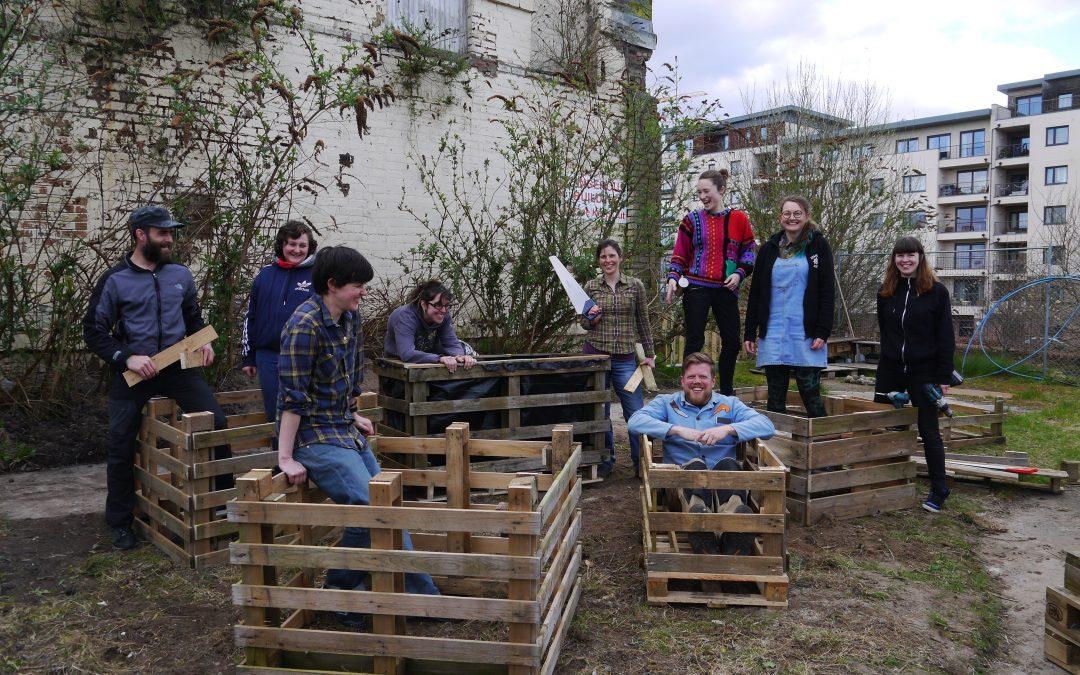 granton:hub medicine garden