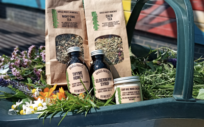 Herbal Community Healthcare – Free Herbal Remedy Distribution During COVID-19
